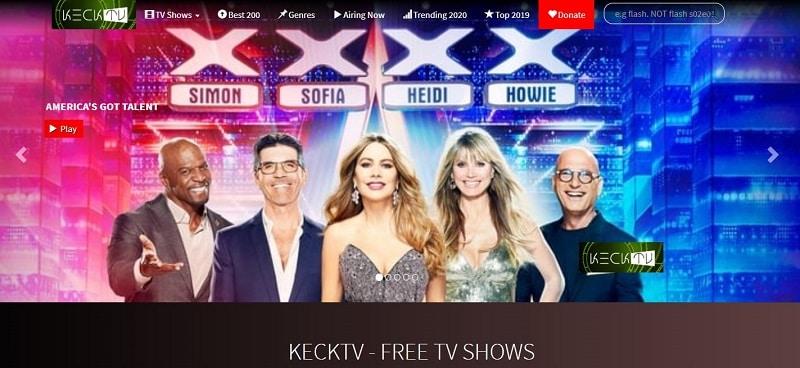 KeckTV