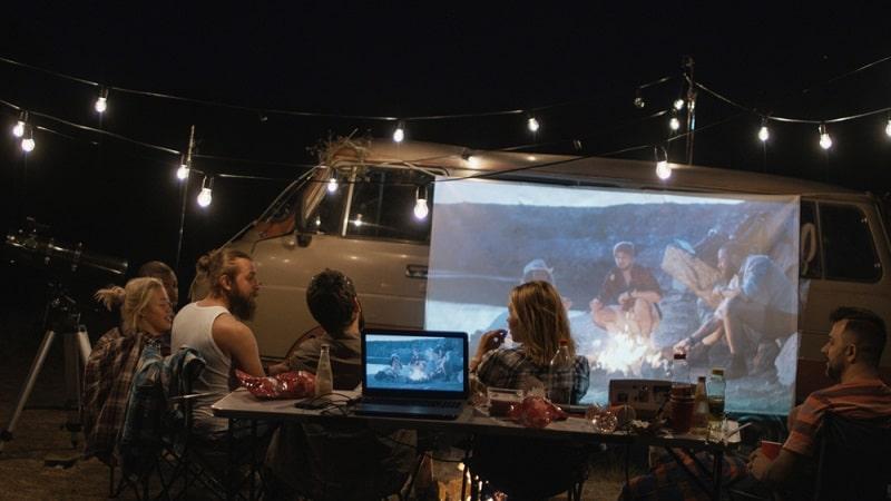 Best Outdoor Projectors Review