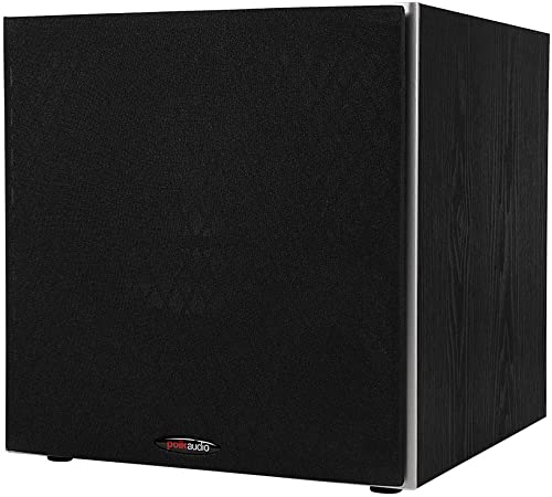 """Polk PSW10 Audio 10"""" Powered Subwoofer with Low-Pass Filter review"""
