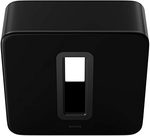 Sonos Sub Wireless Subwoofer Black review