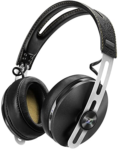 Sennheiser Momentum 2.0 Wireless with Active Noise Cancellation- Black review
